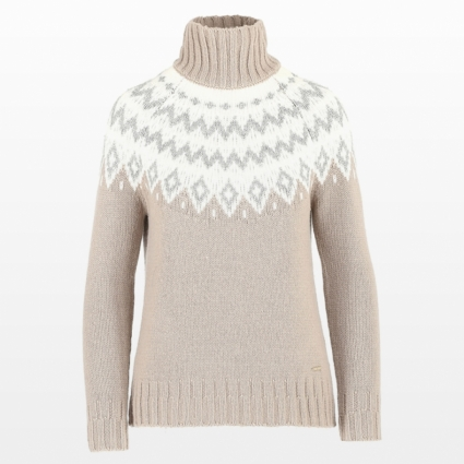 W'S Wool Cashmere Sweater