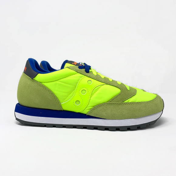 SAucony JAZZ CITRON-BLUE