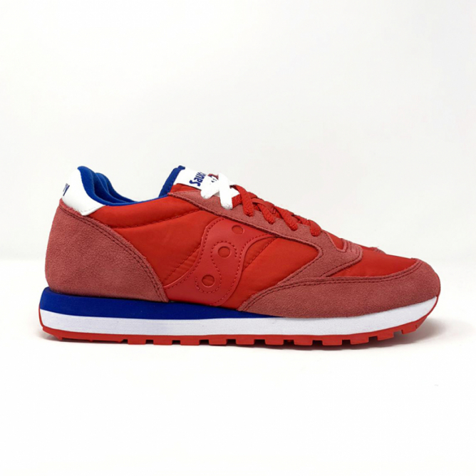 Saucony Jazz Red-Blue